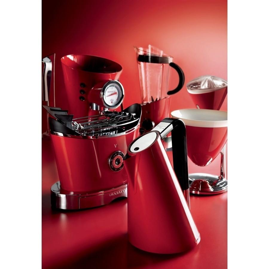 High Quality Photo Bugatti Vela   Frullatore Elettronico, Colore Rosso 2