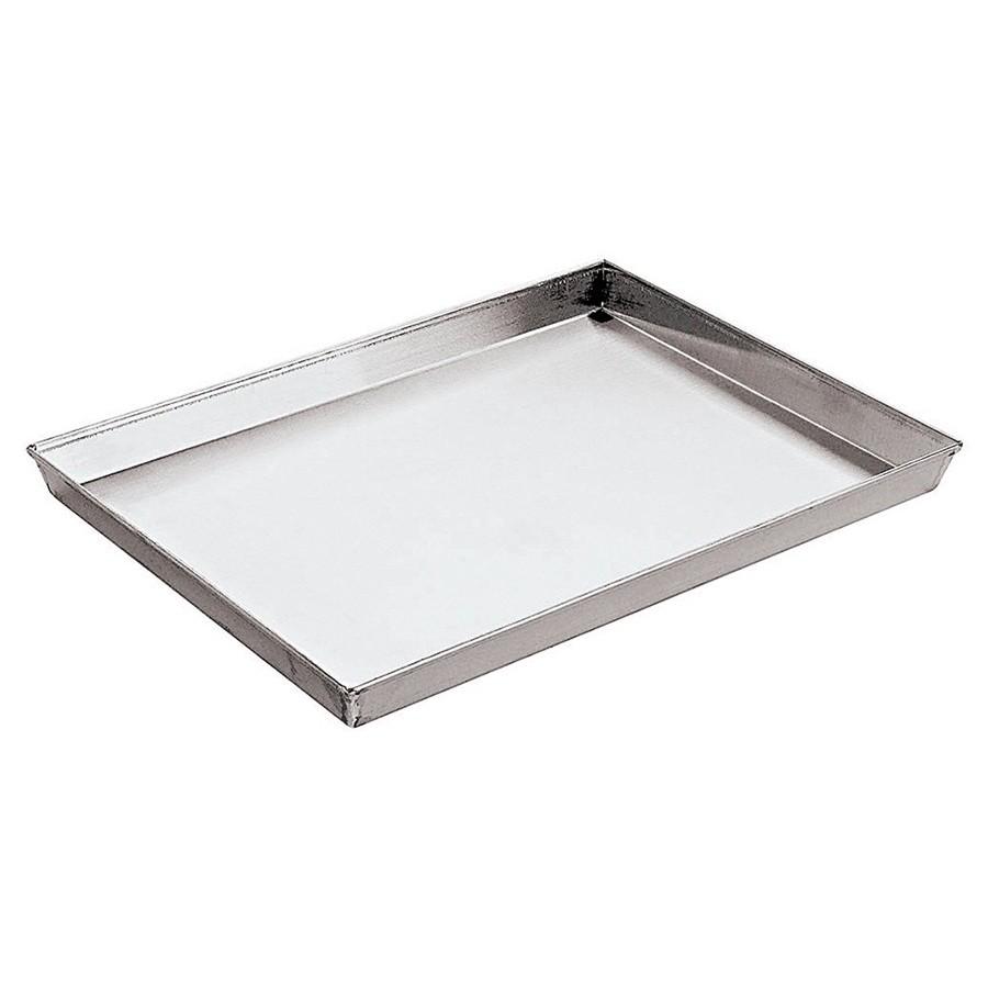 Teglia Rettangolare, 35 cm, Alluminio