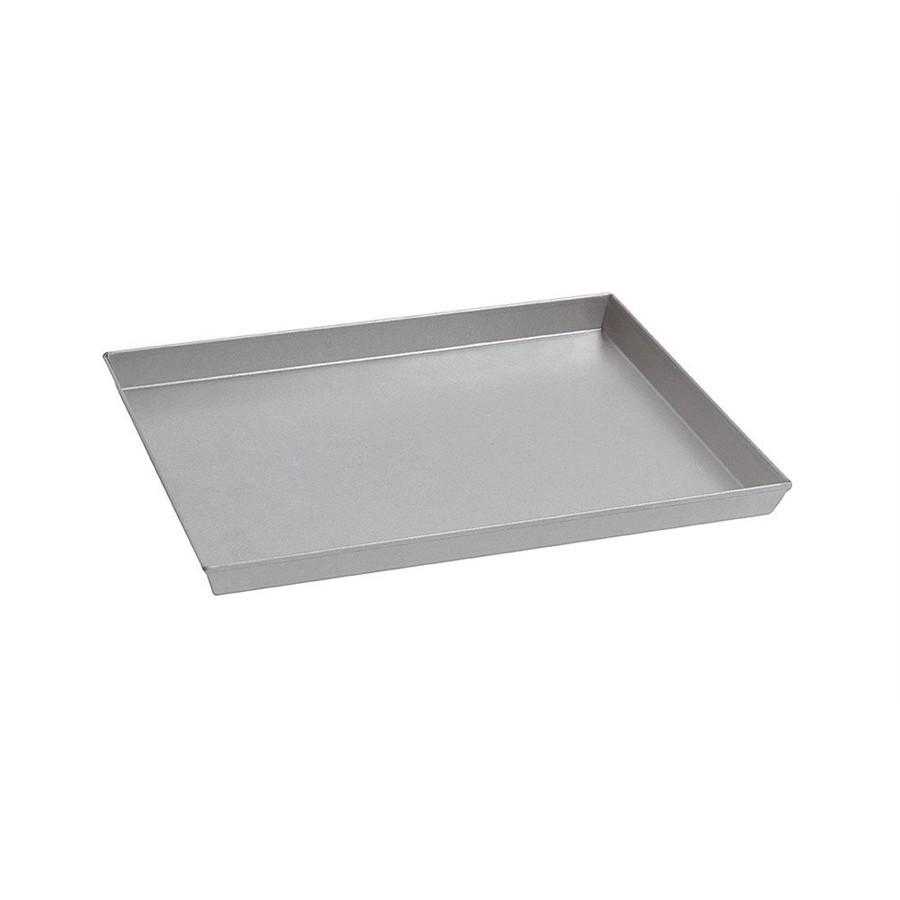 Teglia Rettangolare, 40 cm, Alluminio