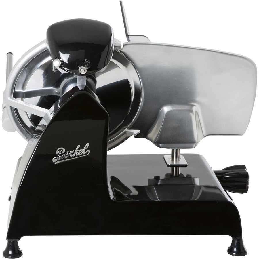 Berkel - Slicer   electrical   Red Line 220 - News 2018 - Black