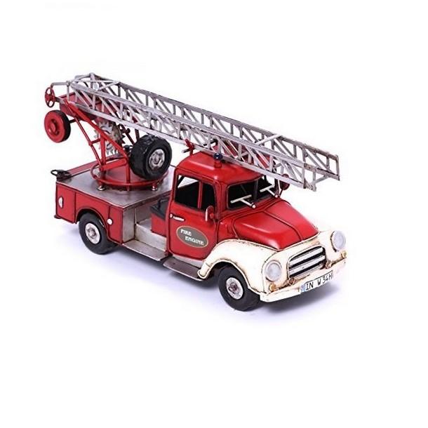 Automodell - Feuerwehrauto Opel Blitz - Retro