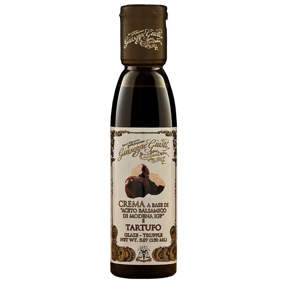 Glazes with Balsamic Vinegar of Modena IGP - Truffle