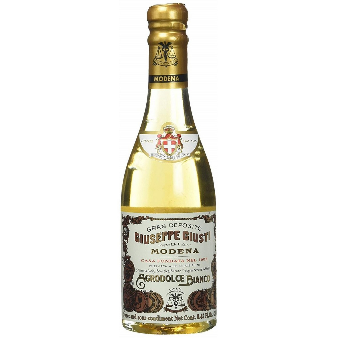 Agrodolce Bianco - Champagnotta 250 ml