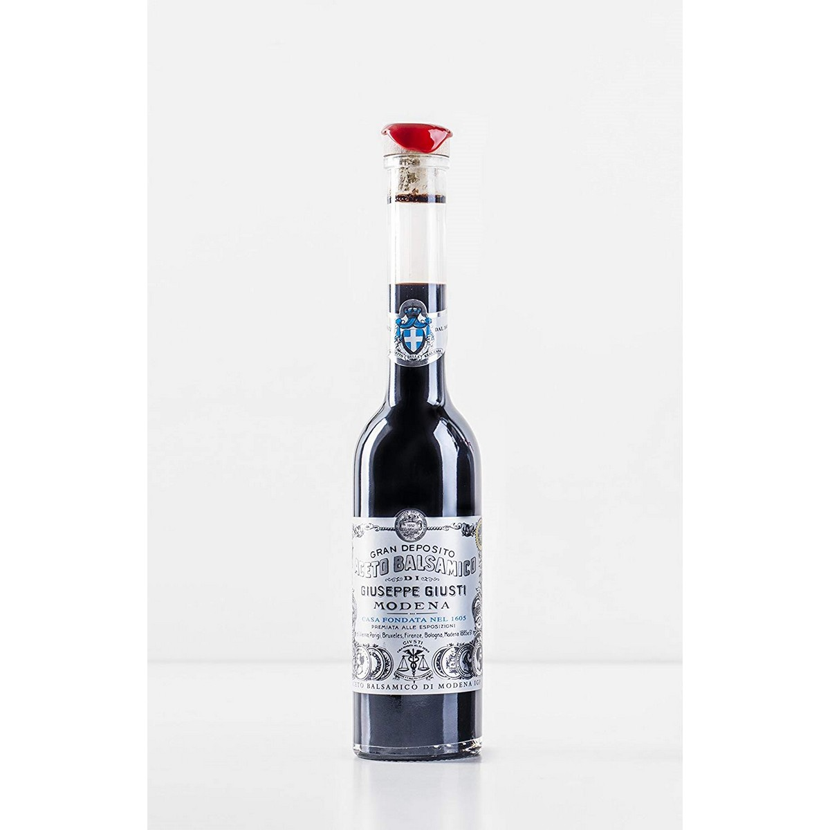 photo Balsamic Vinegar of Modena IGP ''The Historical Collection'' Silver Medal - Sinfonia 250 ml