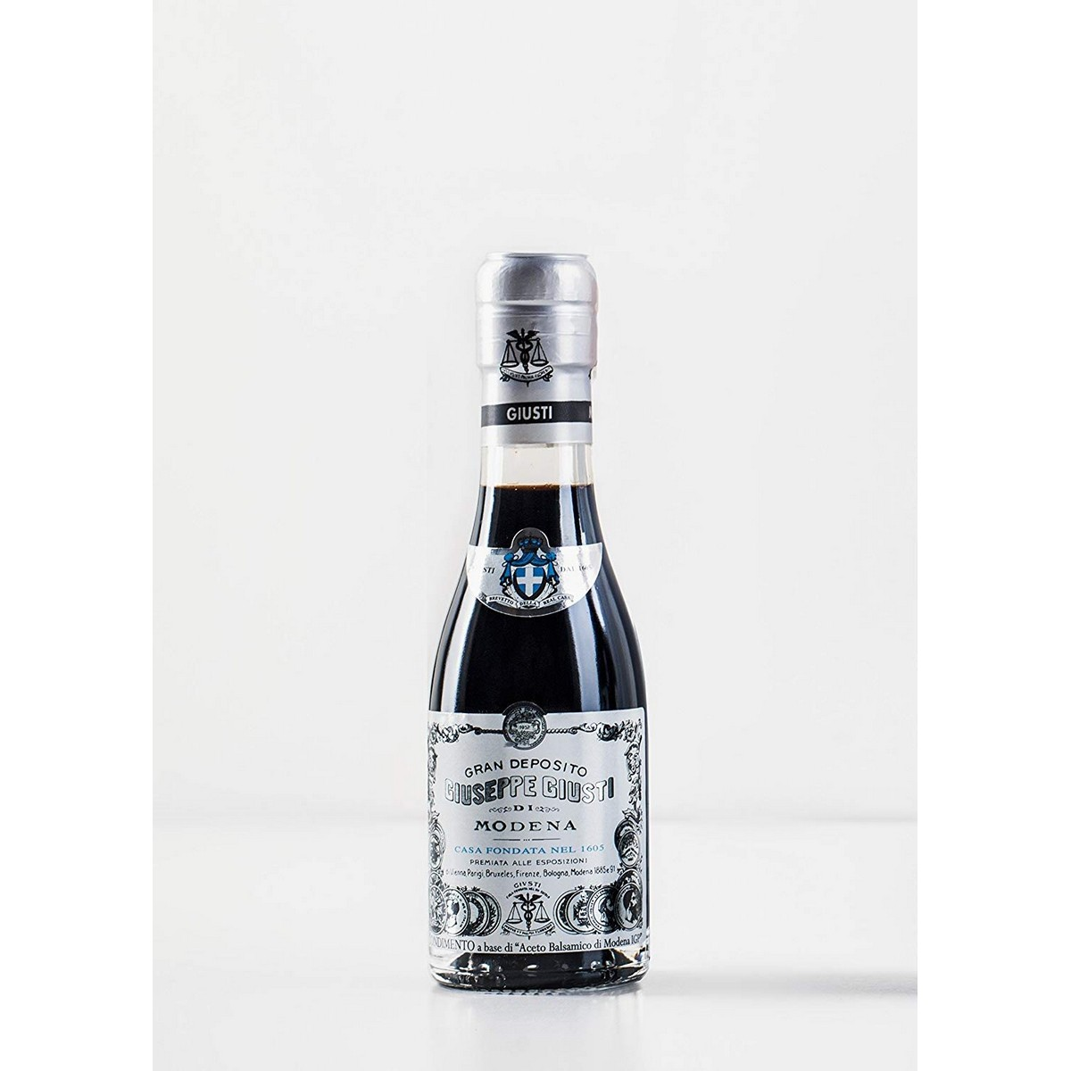 Balsamic Vinegar of Modena IGP ''The Historical Collection'' Silver Medal - Champagnottina