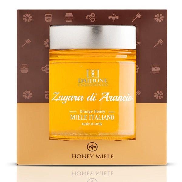 Handmade Sicilian Orange Blossom Honey - 270g Jar