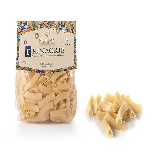 Handmade Sicilian Trinacrie Pasta - 300g Package