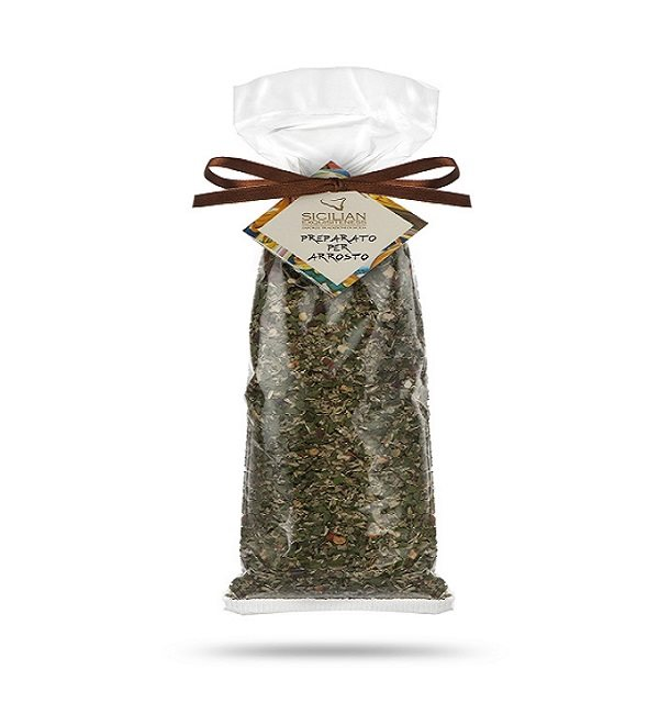 Handmade Sicilian Roast Spices - 50g Package