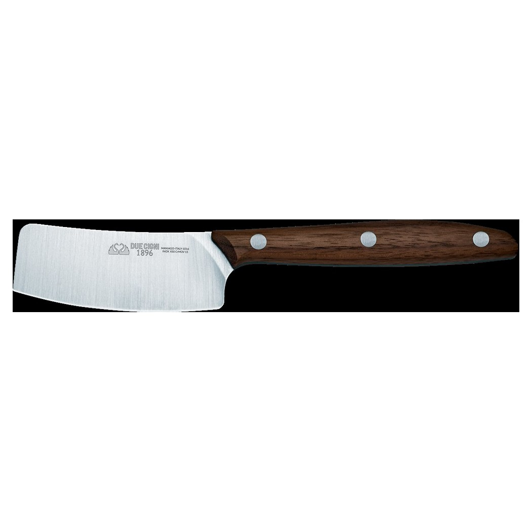 1896 Line - Cheese Knife - Stainless Steel 4116 Blade and Walnut Handle