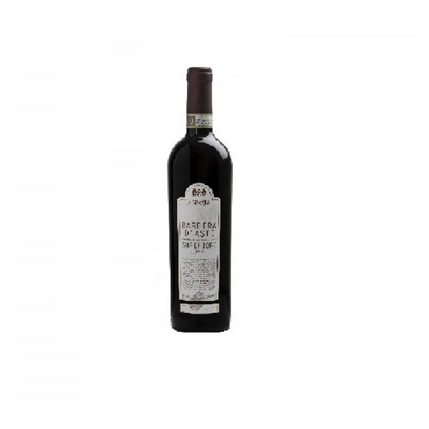 BARBERA D'ASTI SUPERIORE DOCG - 6 Wine Bottles