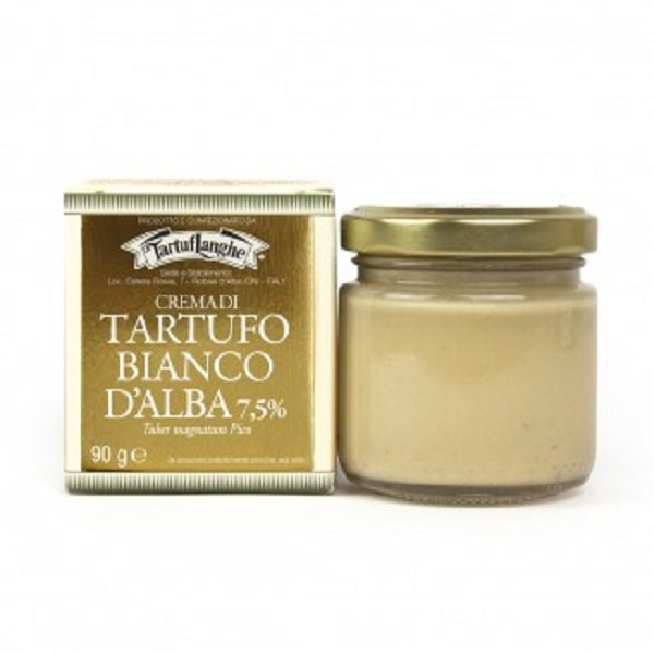 ALBA WHITE TRUFFLE CREAM 7,5% - 6 Packs of 90g