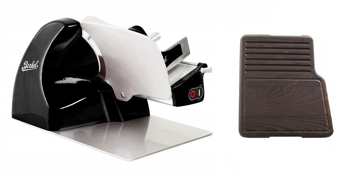 Home Line 200 Black Cutting Board Heat Treated Ash Wood Berkel Electric Berkel Products