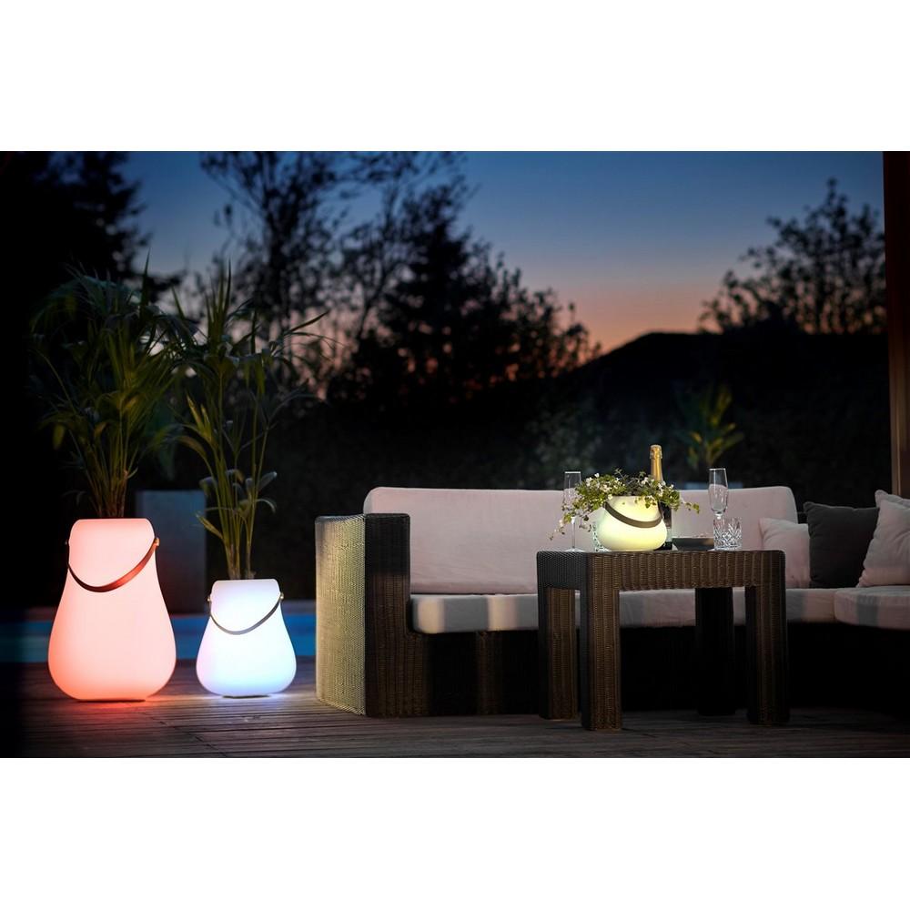 Lampada a led taglia l h cm d cm illuminazione per