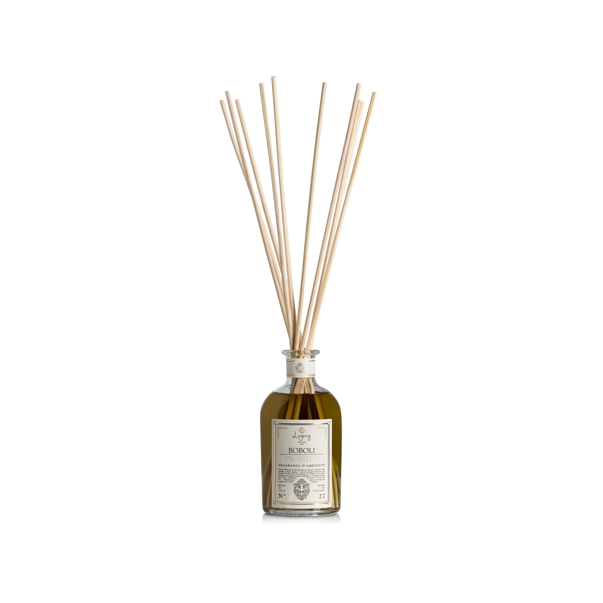 Perfumer for Environments 500 ml for the Wellness of the Person and the House - Boboli Prohibited