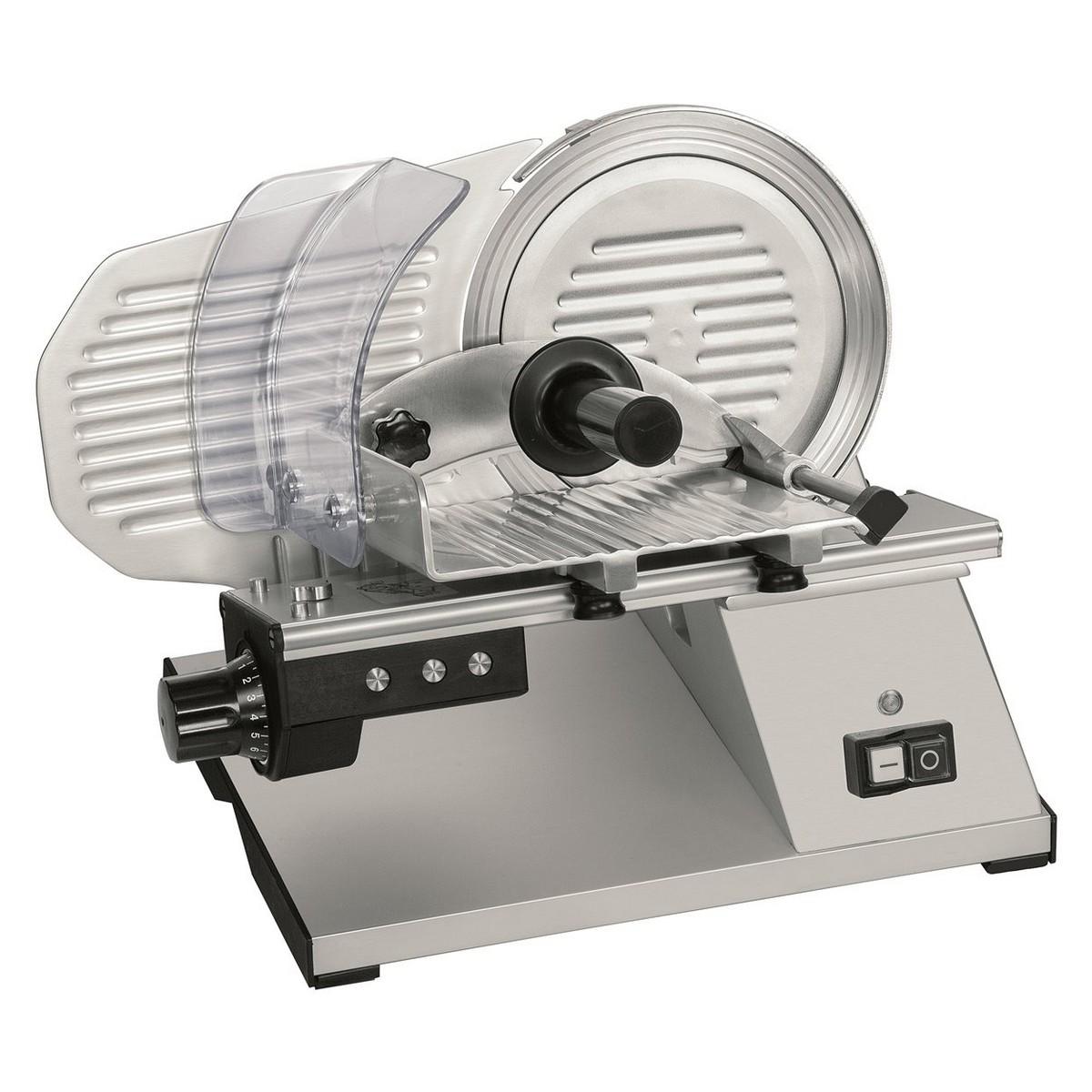 Allesschneider Modell TOP220 - Stahl mit einer Edelstahlklinge von Ø 220 mm