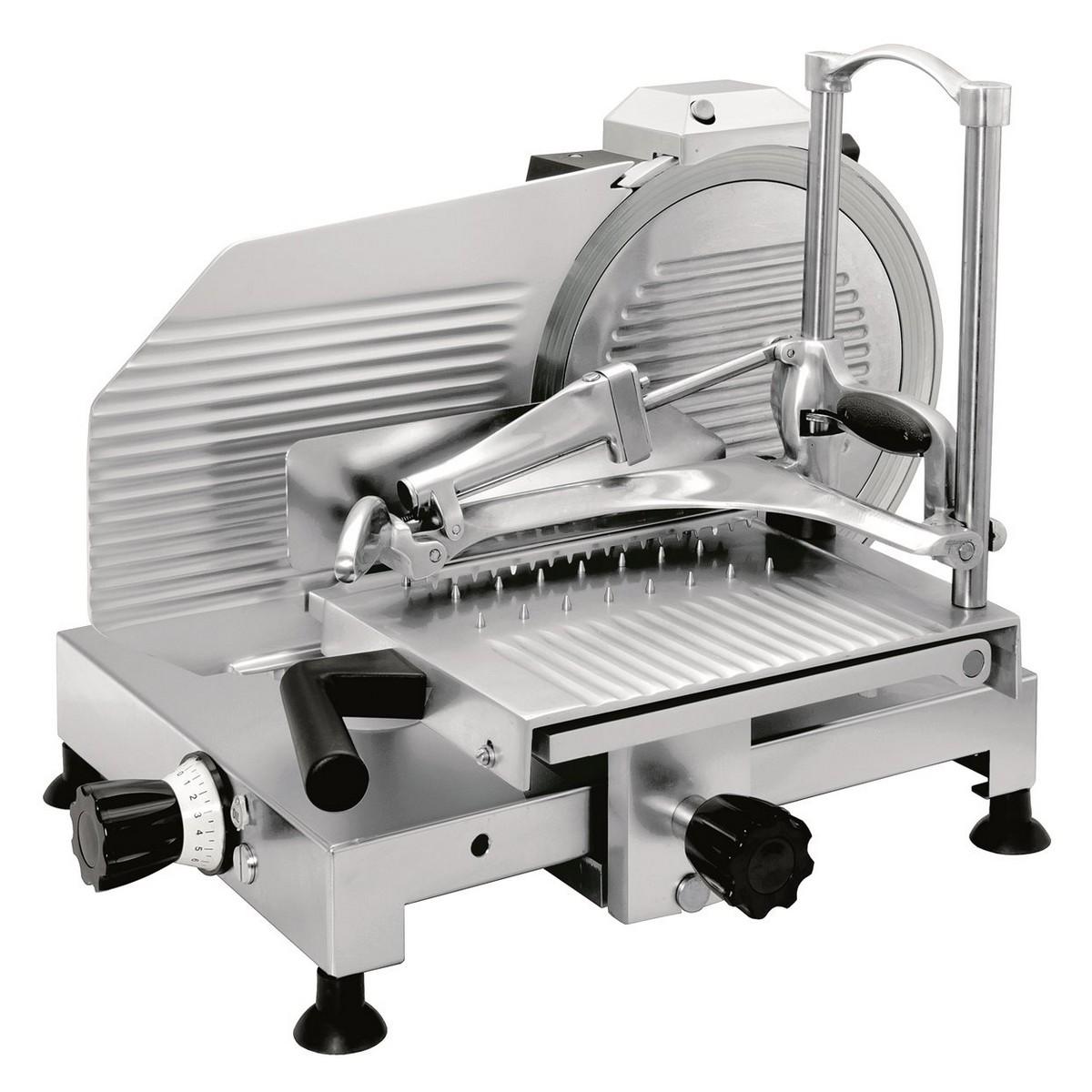 Allesschneider Modell VPR300 MN - Stahl mit Edelstahlklinge Ø 300 mm