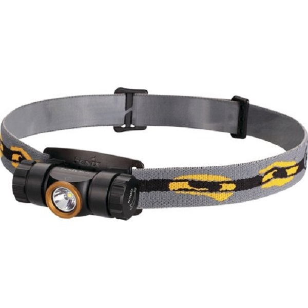 150 Lumen Front Torch with Central Case in Durable and Waterproof Aluminum