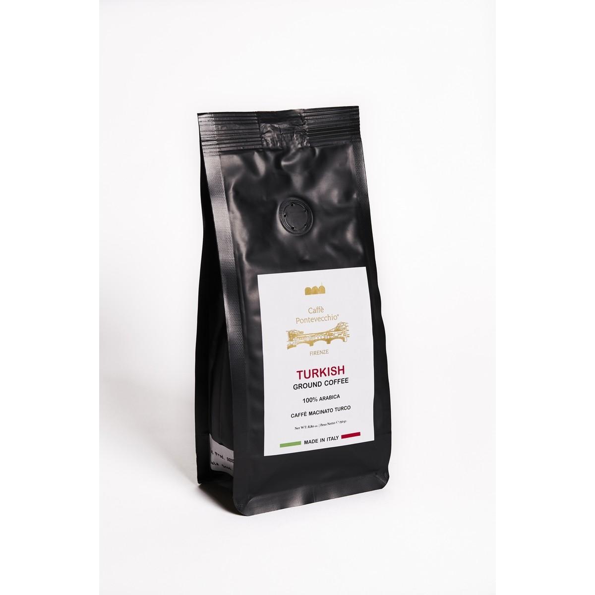 Caffè Macinato Turco - BOX da 250 grammi Turkish - 100% Arabica GOURMET