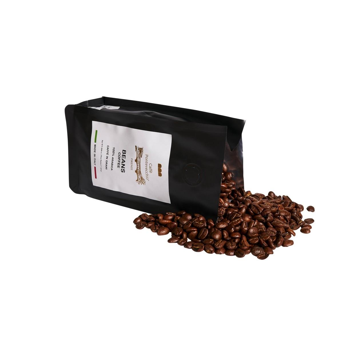 Coffee Beans BOX da 250 grammi Sinfonia Pack - Caffè in Grani - 100% Arabica GOURMET