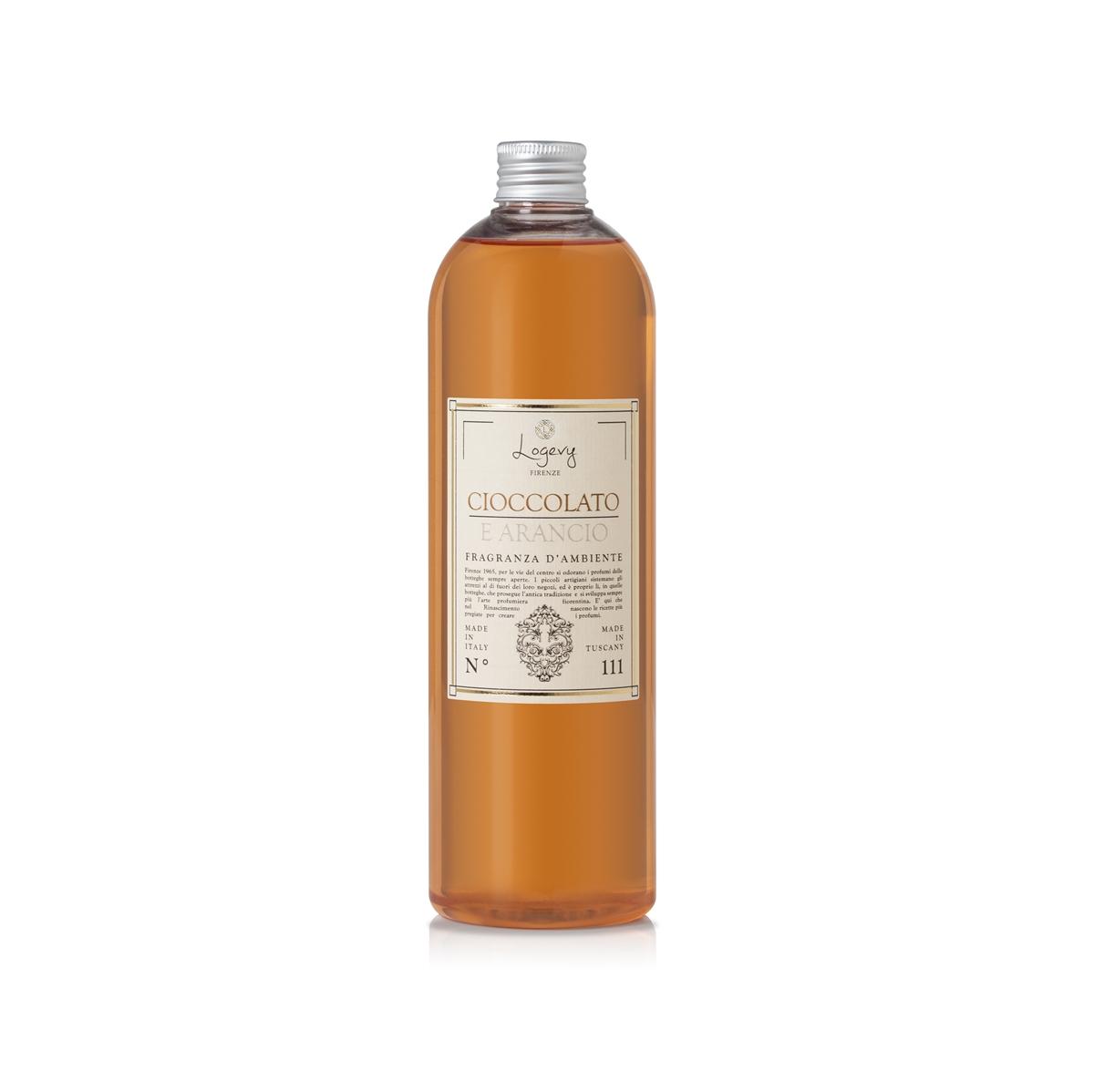 500 ml Nachfüllung Diffusers - Schokolade und Orange