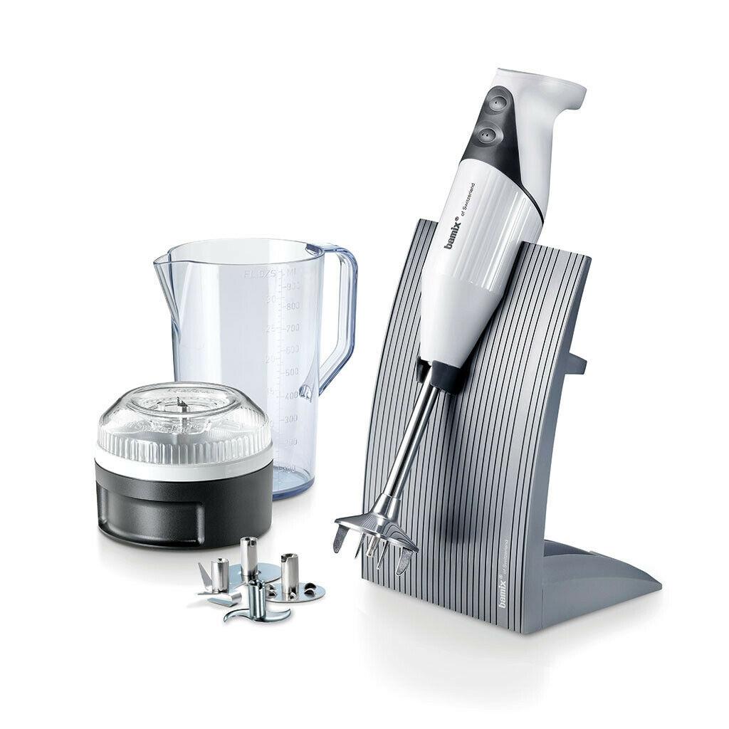 Bamix - Swissline mixer - White
