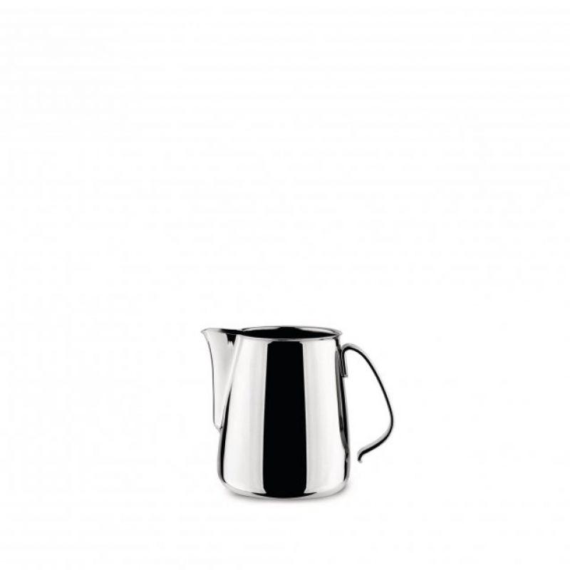 Alessi-milk jug in 18/10 stainless steel mirror polished