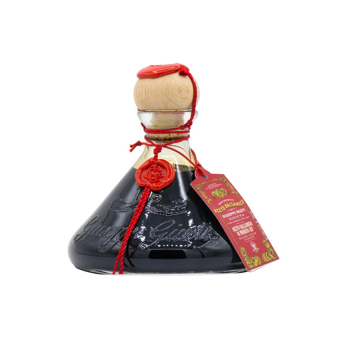 Aceto Balsamico di Modena IGP - 3 Medaglie d'Oro - Zucchetta da 250 ml