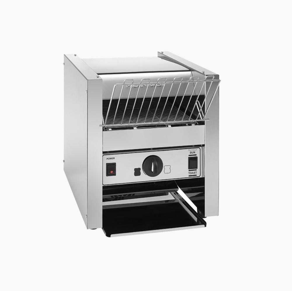 3 slices belt toaster INTANSIVE USE 220-240v 50 / 60hz 2,8kw