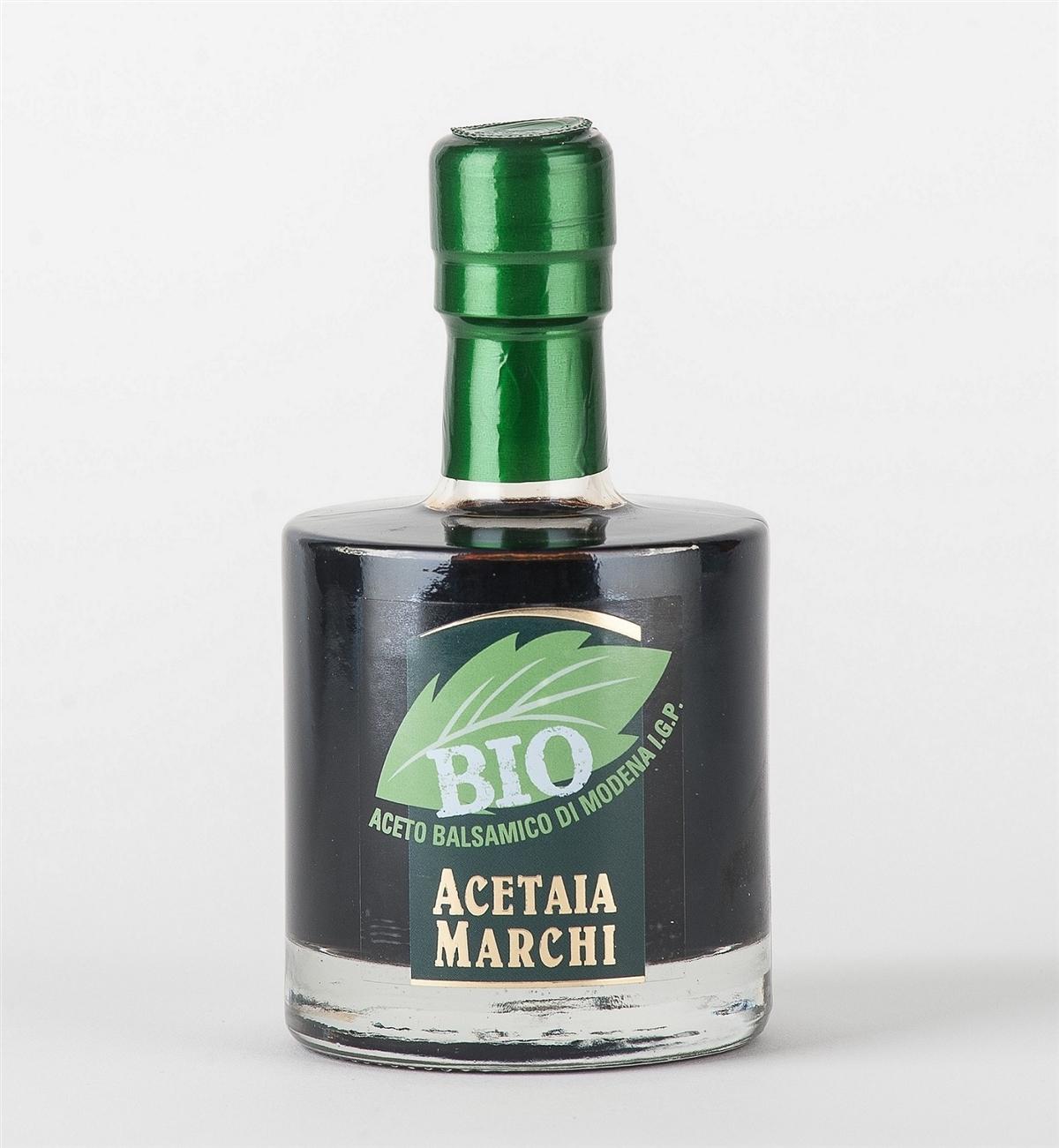 Aceto Balsamico di Modena IGP Sigillo BRONZO etichetta verde - bottiglia da 250ml