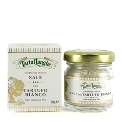 TartufLanghe Grey Salt from Gueèrande with White Truffle