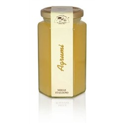 Citrus honey jar 350gr