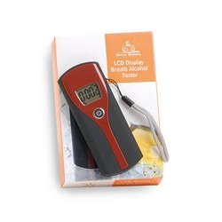 Renoir Digital Alcohol Tester with LCD Display