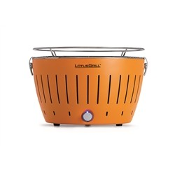 Lotusgrill Barbecue table orange
