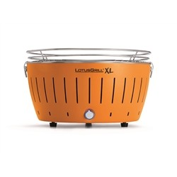 Barbecue table orange XL