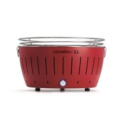 Lotusgrill Barbecue Table Red XL