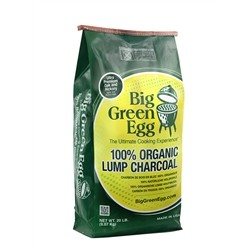 Organic Charcoal for Big Green Egg 9 Kg