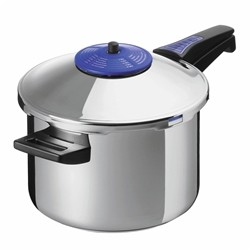 Pressure Cooker Duromatic line 'Supreme' with a long handle