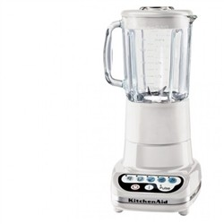 Blender Artisan 5KSB5553 with glass carafe - White