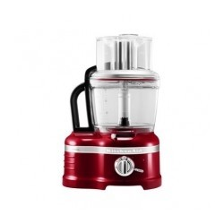 KitchenAid Food Processor Artisan from 4L - Apple Red Metallic
