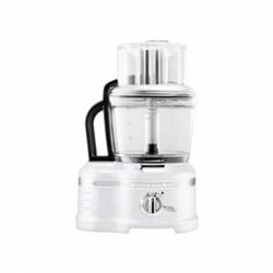 KitchenAid Food Processor Artisan from 4L - Pearl