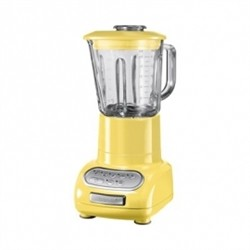Blender Artisan 5KSB5553 with glass carafe - Yellow Majestic