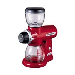 Artisan Coffee Grinder - Red