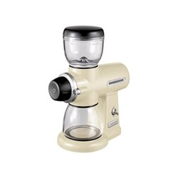 Artisan Coffee Grinder - Cream