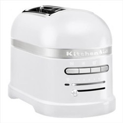 KitchenAid Artisan Toaster 2 compartments Pearl