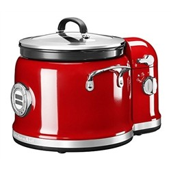 KitchenAid Multi-Cooker + mescolatore KitchenAid - Rosso Imperiale