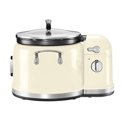KitchenAid Multi-Cooker + mescolatore KitchenAid - Crema