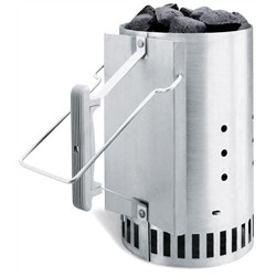 WEBER Weber Grill 1013 Chimney Kit ignition - Garden & Outdoors