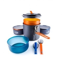 YesEatIs GSI - Basic Set for baking suitable for two people