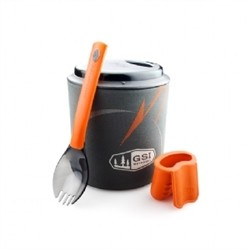YesEatIs GSI - Basic Set for cooking suited to a person