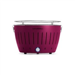 Lotus Grill - Barbecue Table purple